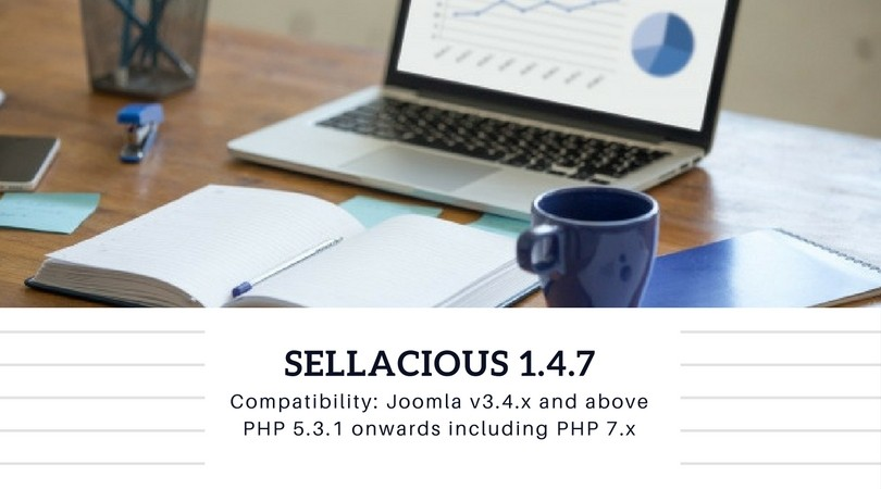 Release of Sellacious 1.4.7