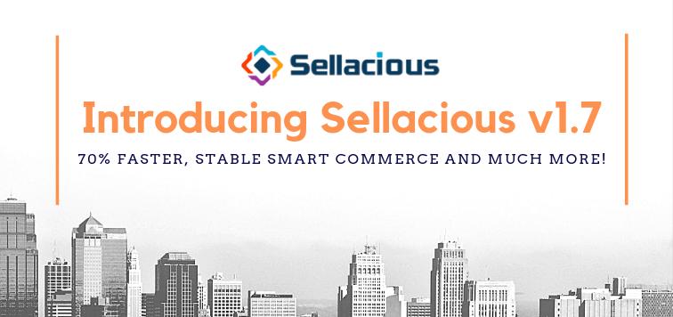 Sellacious v1.7