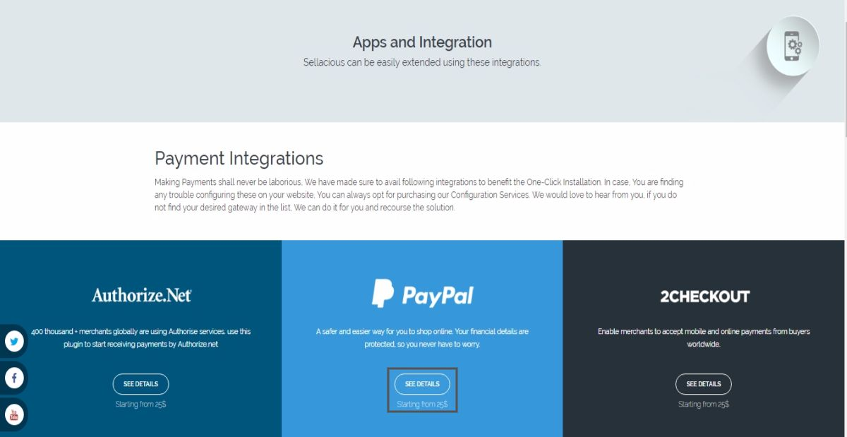 Setting up Paypal pro Plugin | Learn Sellacious